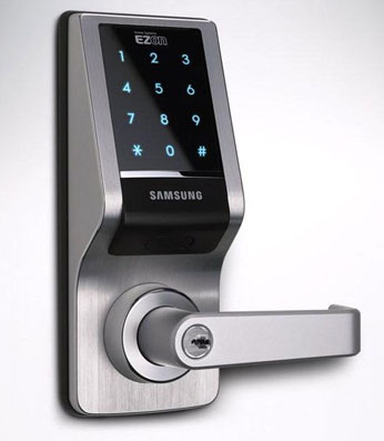 The Woodlands Electronic Locks 24 Hour Electronic Locks